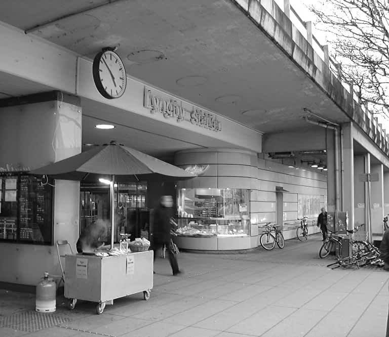 Lyngby Station