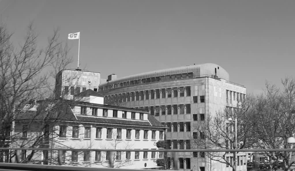 Kongens Lyngbys rådhus